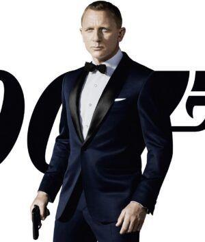 Skyfall James Bond Tuxedo