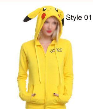 Pokémon Detective Pikachu Hoodie