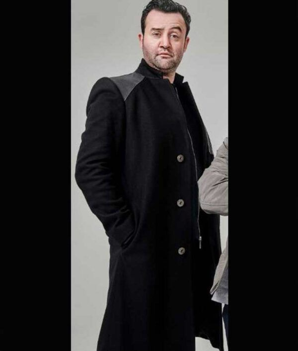 DI John Major Coat