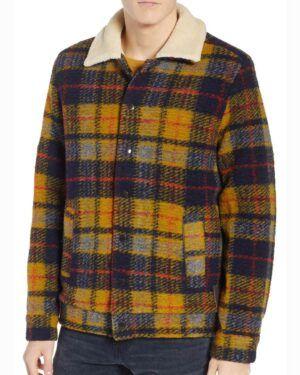 Jughead Jones Plaid Jacket