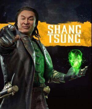 Mortal Kombat 11 Shang Tsung Coat
