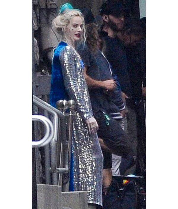 Harley Quinn Duster Coat