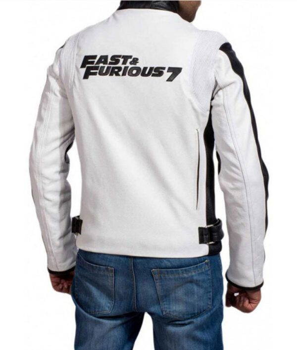 Fast and Furious 7 Jacket