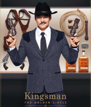 Kingsman Agent Whiskey Jacket