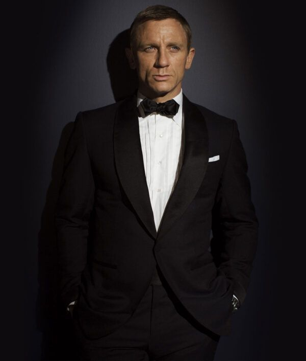 James Bond Quantum Of Solace TuxedoJames Bond Quantum Of Solace Tuxedo