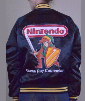 Nitendo Game Conselor Jacket