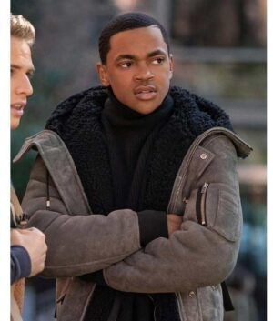 Power Book II Ghost Michael Rainey Jr. Hooded Jacket