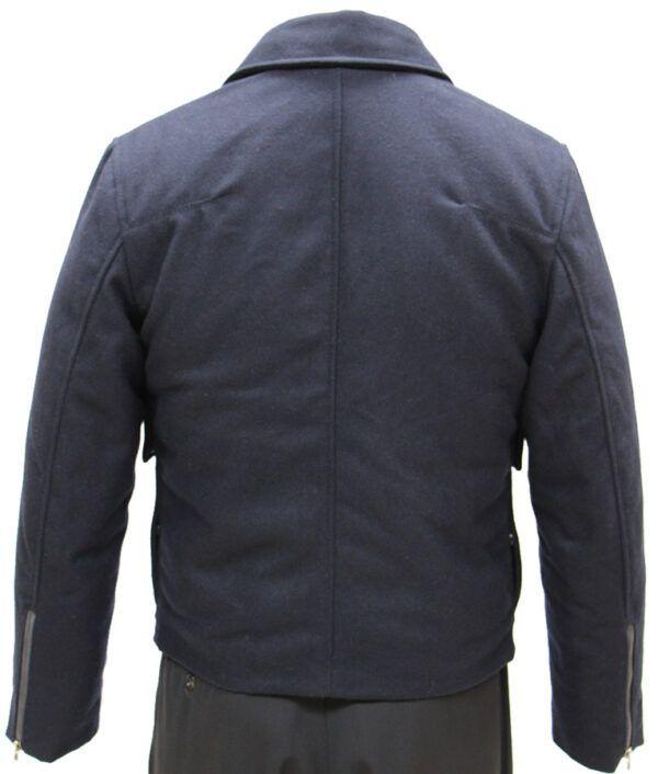 James Bond Spectre Altaussee Lake Blue Jacket