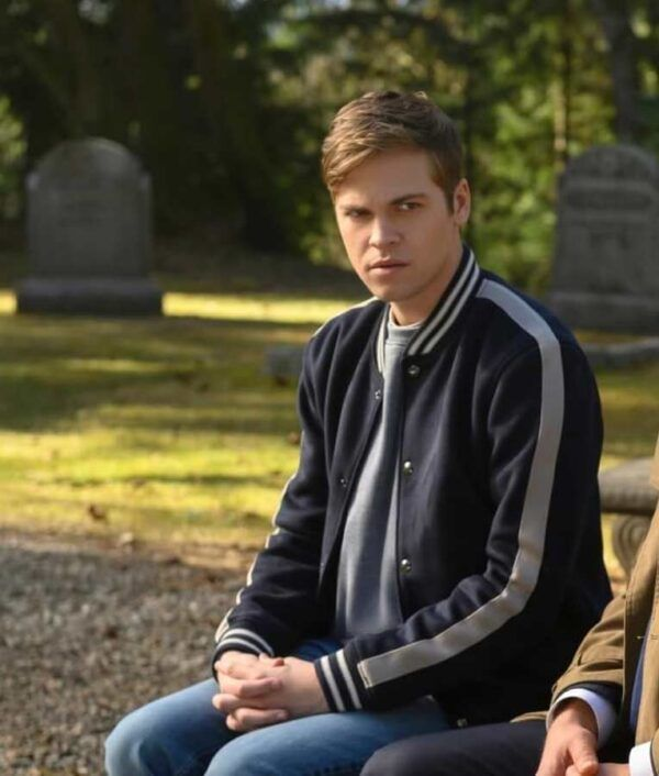 Supernatural Season 15 Varsity Jacket