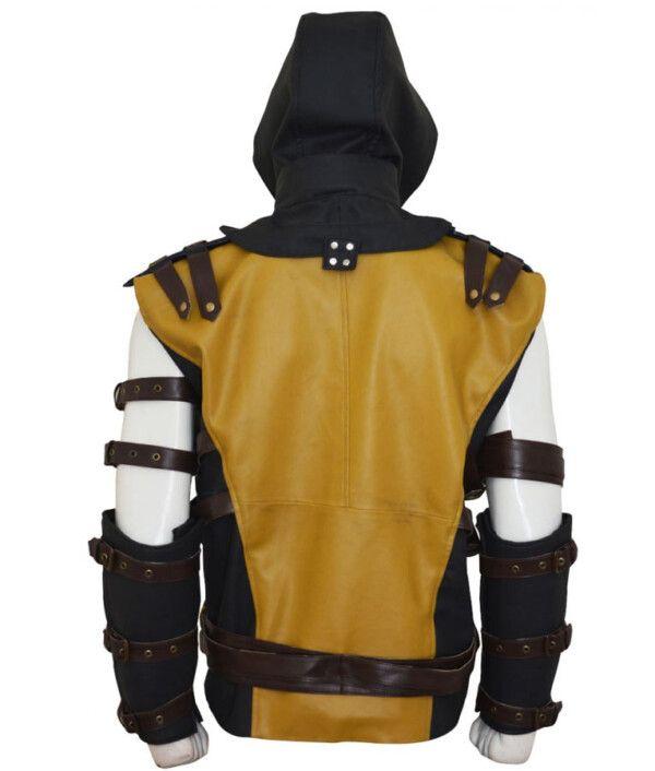 Mortal Kombat 10 Jacket