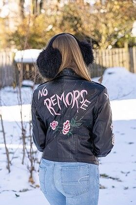 No Remorse Jacket