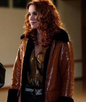 Supernatural Season 15 Anael Coat