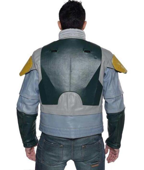 Star Wars The Mandalorian Season 02 Jacket