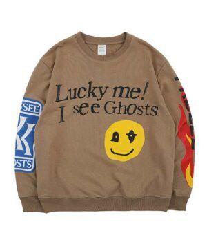 Kids See Ghost Sweatshirt