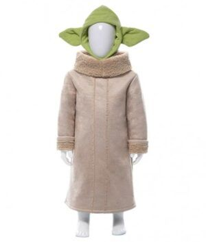 Star Wars The Mandalorian Baby Yoda Coat