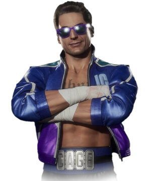 Johnny Cage Jacket