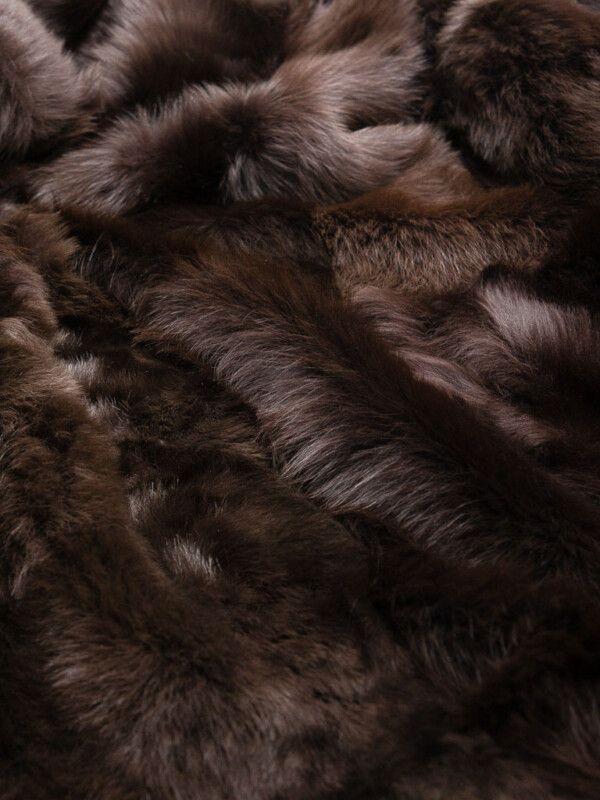 Womens Toscana Shearling Jacket