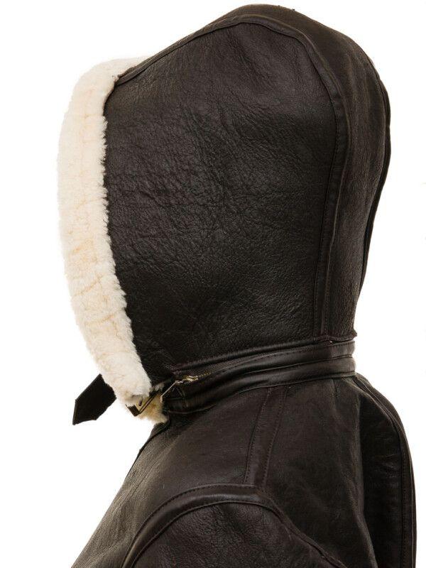 Women's Brown Sheepskin Leather Jacket