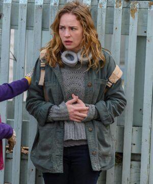 Britt Robertson Jacket