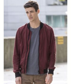 The Flash Season 06 Jacket