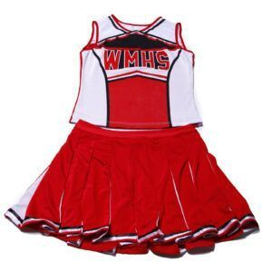 Cheerleader Cheerleading Costume
