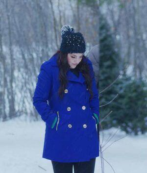 Julia Rogers Coat