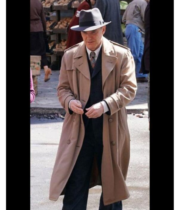 Phil Coulson Coat