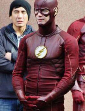 The Flash Season 7 Jacket