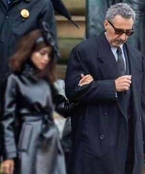 Carmine Falcone Coat