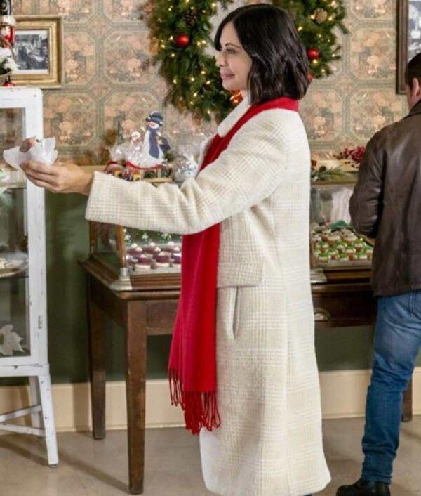 Meet Me at Christmas Coat