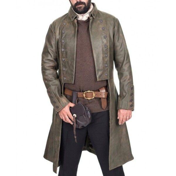 Jamie Fraser Coat