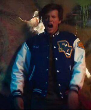 Freaky Booker Letterman Jacket