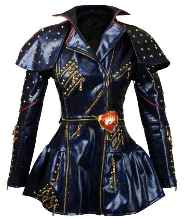 Evie Descendants 2 Jacket