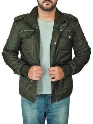 Frank West Green Jacket