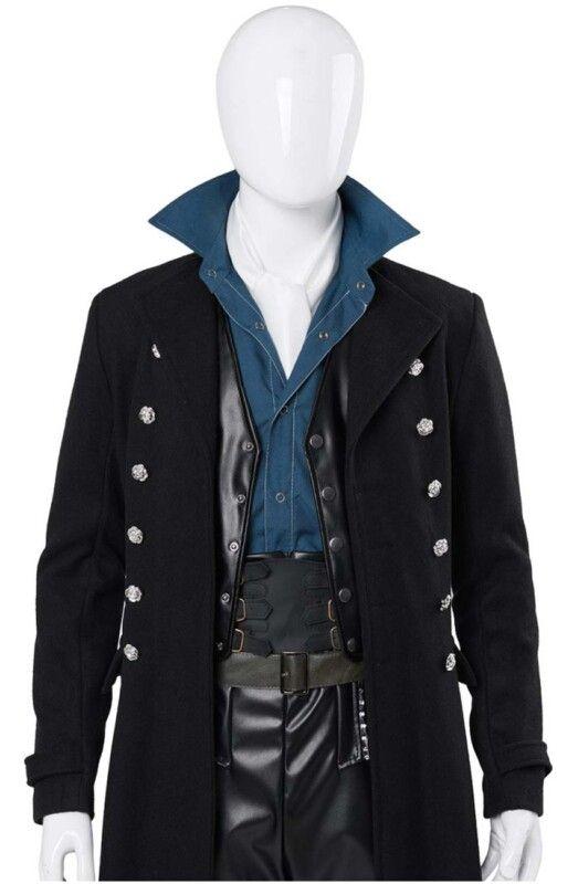 Gellert Grindelwald Coat