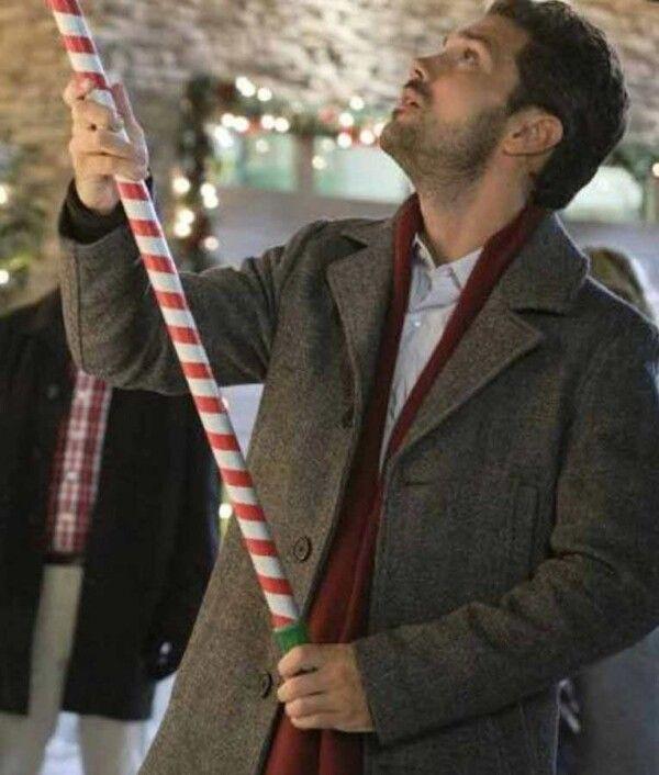 A Timeless Christmas Coat
