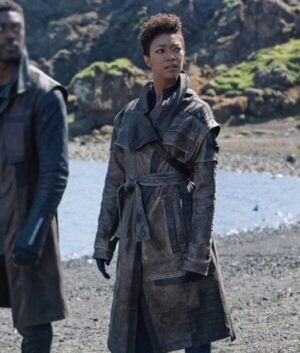 Michael Burnham Coat