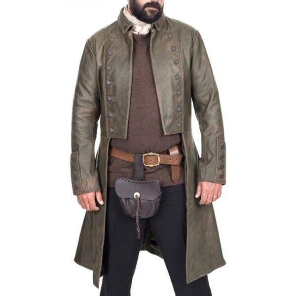 Outlander trench coat