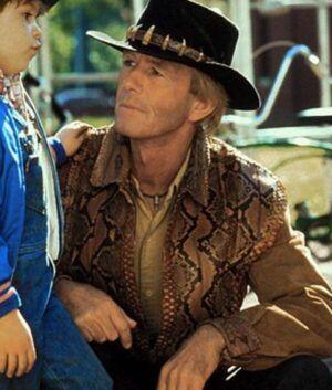 Crocodile Dundee Paul Hogan Jacket