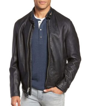 Mens Vintage Cowhide Jacket