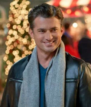 Gavin Chase Leather Jacket