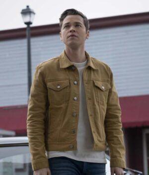 Supernatural Season 15 Jacket
