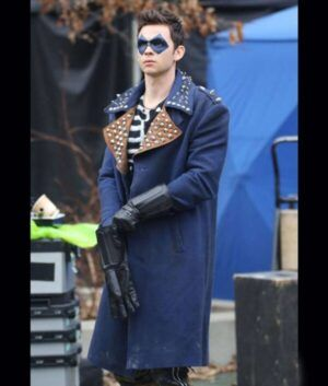 The Flash The Trickster Coat
