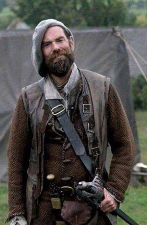 Outlander Season 5 Vest