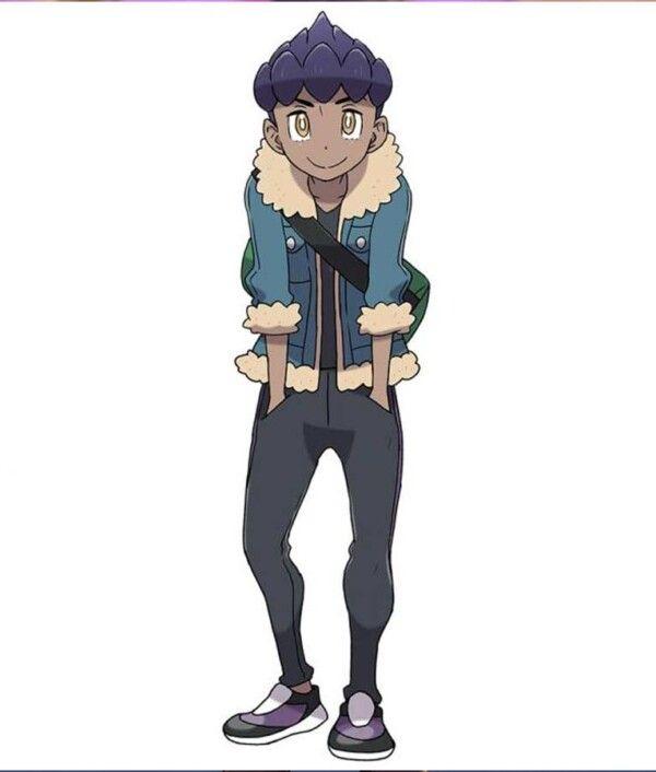 Pokemon Sword and Shield Hop Jacket