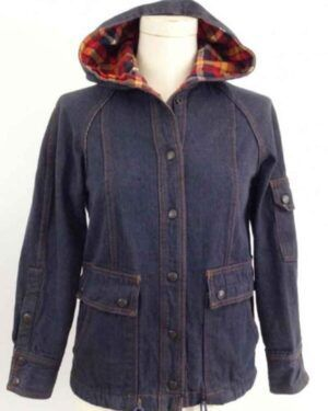 Dustin Henderson Denim Jacket