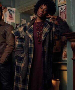 Agatha Wilson Coat