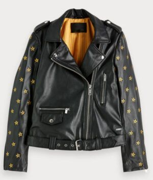 Batwoman Nicole Kang Leather Jacket