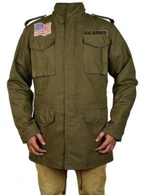 MK 11 John Rambo Jacket
