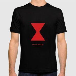 Black Widow Shirt